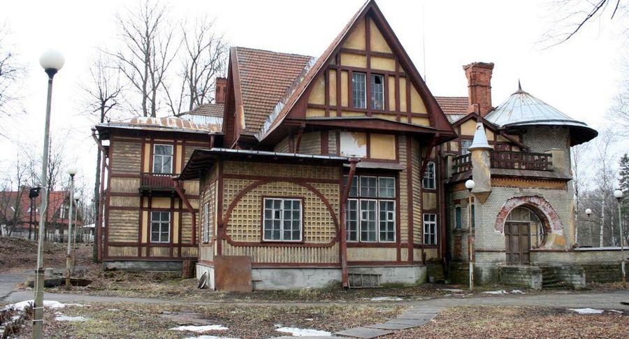 ВПетербурге реставрируют дом, где снимался «Шерлок Холмс»