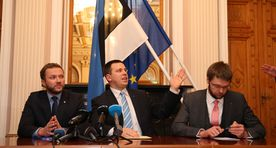 Ratas says no long coalition agreement will be drawn up