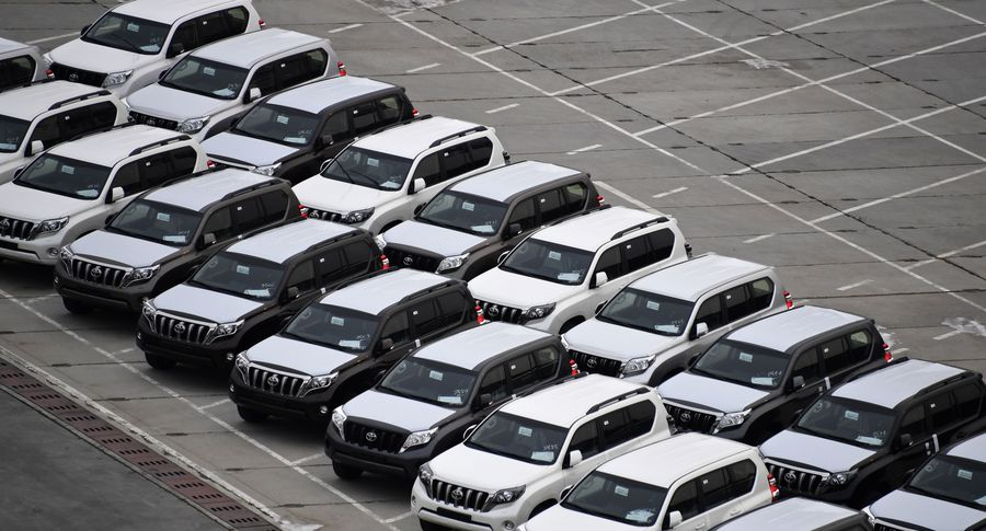 Назван лучший автомобиль 2017-ого года помнению граждан России