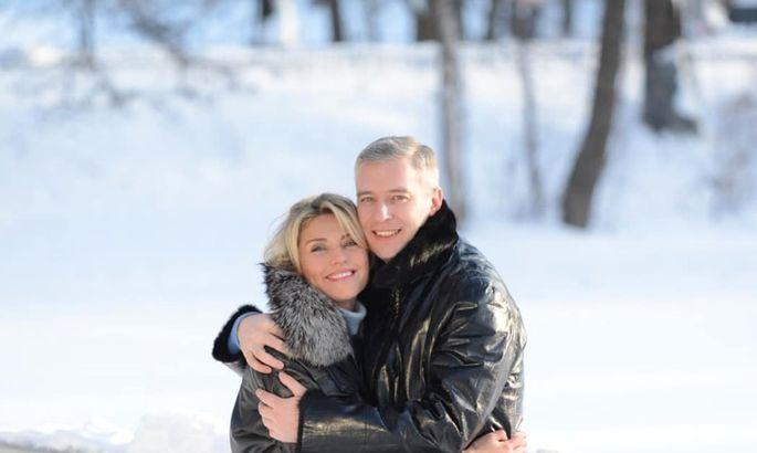 Екатерина Архарова проинформировала о бесследном исчезновении мужа-бизнесмена