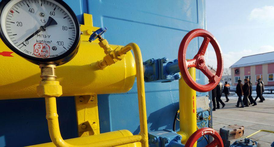 С1мая Украина импортирует больше европейского газа