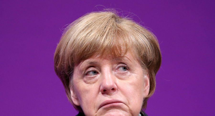 Меркель жаловалась наохрану внешних границЕС