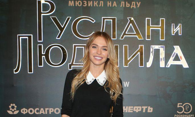 Беременная Аня Хилькевич поучаствовала внеобычном показе