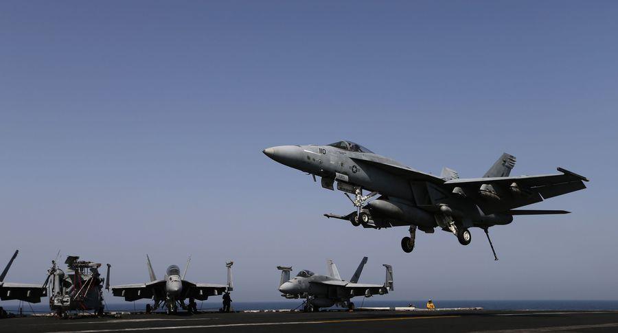 КНДР сообщила  оготовности «одним ударом» потопить авианосец США