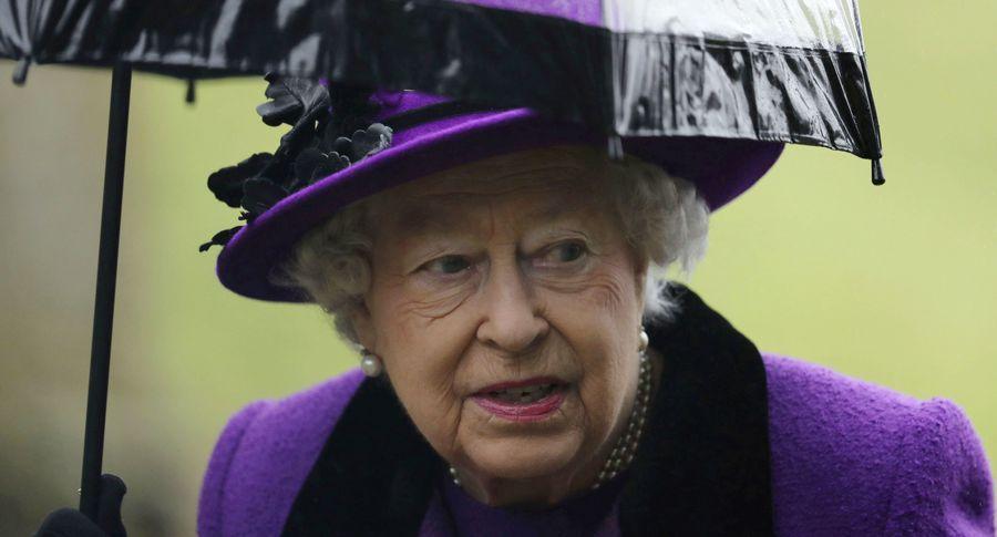 Вдень смерти королевы Англии «Лондонский мост рухнет»