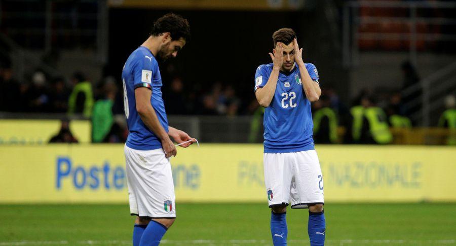 Тавеккио назвал 5 претендентов напост основного тренера сборной Италии