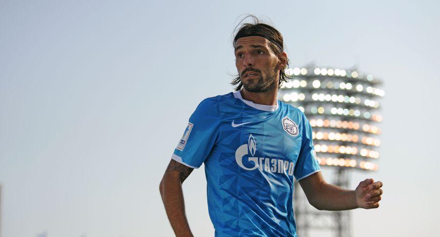 Португалец Мигель Данни неожиданно объявил освоем уходе из«Зенита»
