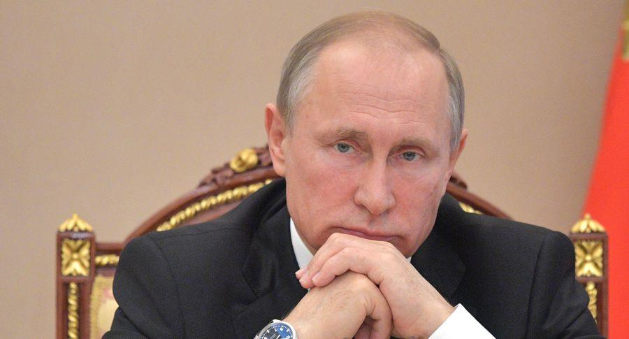 Как Путин добирался доG20— сложная дорога