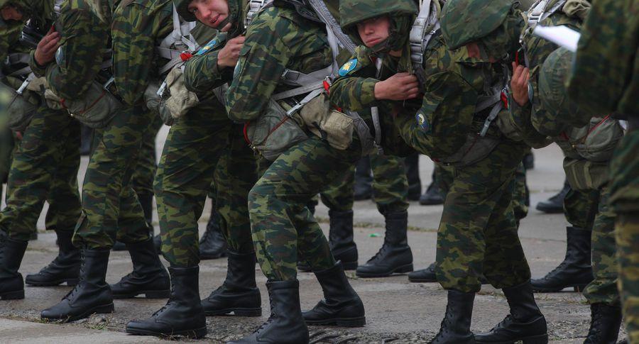 Научениях «Запад-2017» число военных может превысить 100 000 — Минобороны Германии