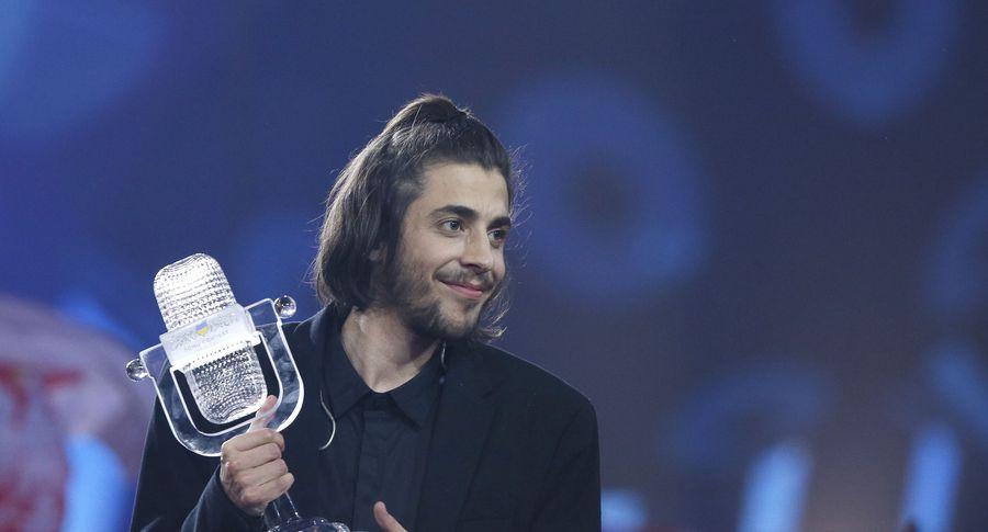 Победа музыки сосмыслом— португальский солист  стал лучшим на«Евровидение» вКиеве