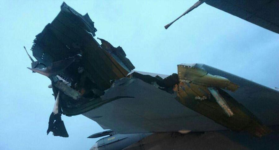 Всирийском Хмеймиме уничтожены семь русских самолетов