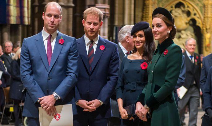 Принц Гарри отказался отсемейной традиции ради Меган Маркл