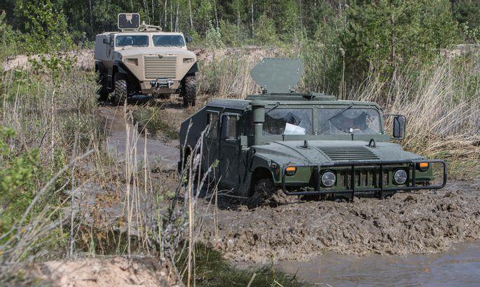 Офицер НАТО скончался после инцидента наполигоне вЛатвии