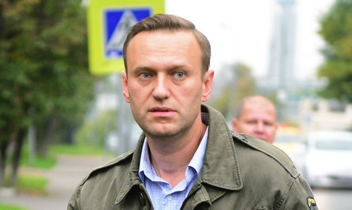 Минюст хочет ликвидировать фонд штаба Алексея Навального