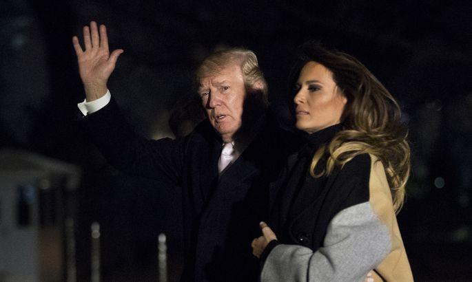 Мелания Трамп необращает внимания нанереалистичные сценарии фейковых новостей