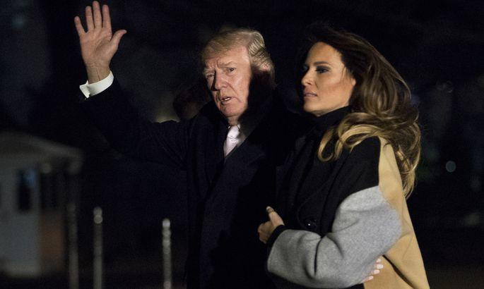 СМИ США: Мелания Трамп неночует вБелом доме