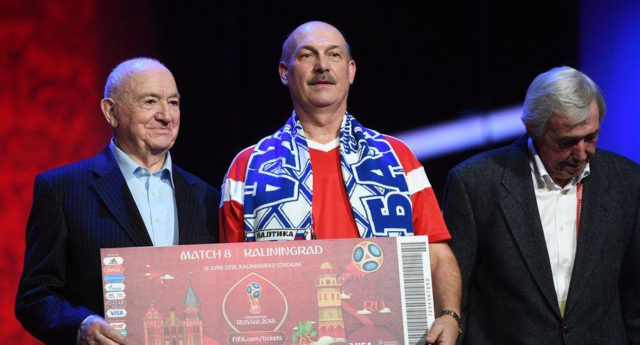 ФИФА заблокировала покупку билетов на русский ЧМ-2018 для граждан оккупированного Крыма
