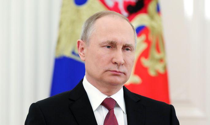 Путин: Действия западных стран вСирии нарушают устав ООН
