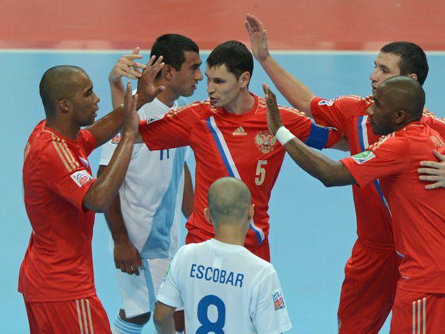 Чемпионат европы по мини-футболу
