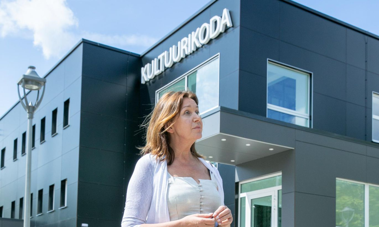 Kultuurikoda remonditi Tapal uuele aadressile