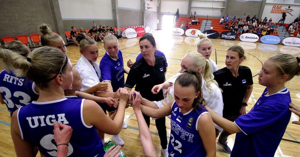 Eesti koondise peatreener suure mängu eel: venelannad on paari aasta pärast maailmastaarid