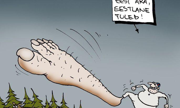 eb56d95b0f6 WWF: Eesti elaniku ökoloogiline jalajälg on ligi kaheksa hektarit ...