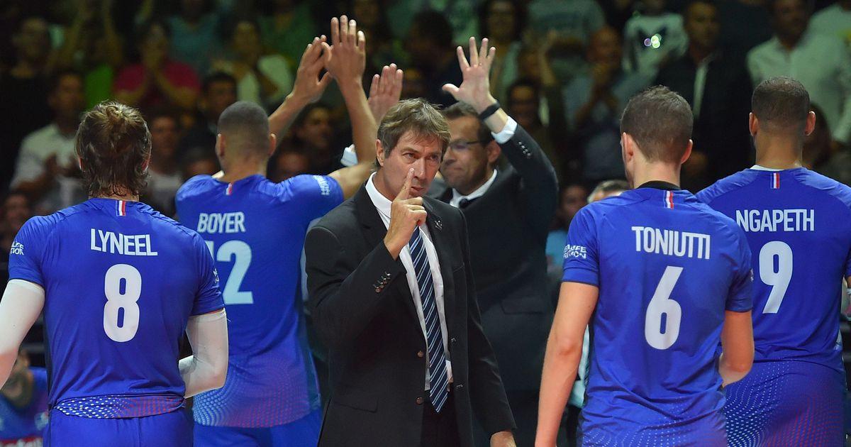 Täna otsepilt: võrkpalli EMi teises poolfinaalis on vastamisi Prantsusmaa - Serbia