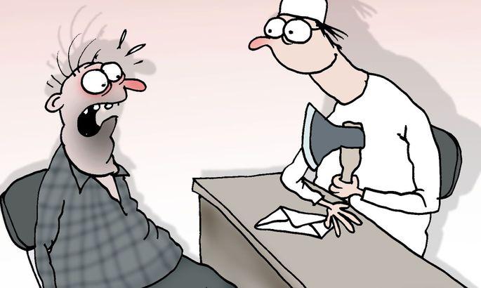 8fa08a79ad1 Juhtkiri: arstidega seotud korruptsioon pole vähenenud - Arvamus