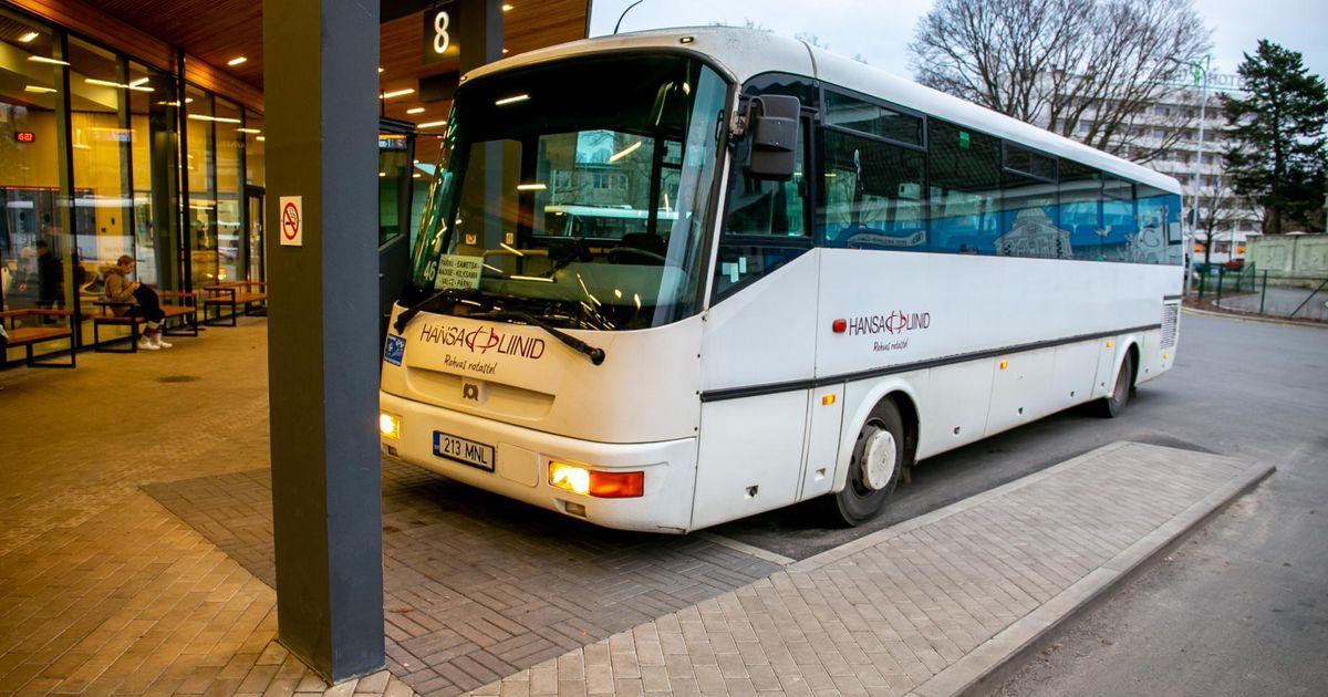 Maalihe tõi bussiliinil nr 61 muudatusi