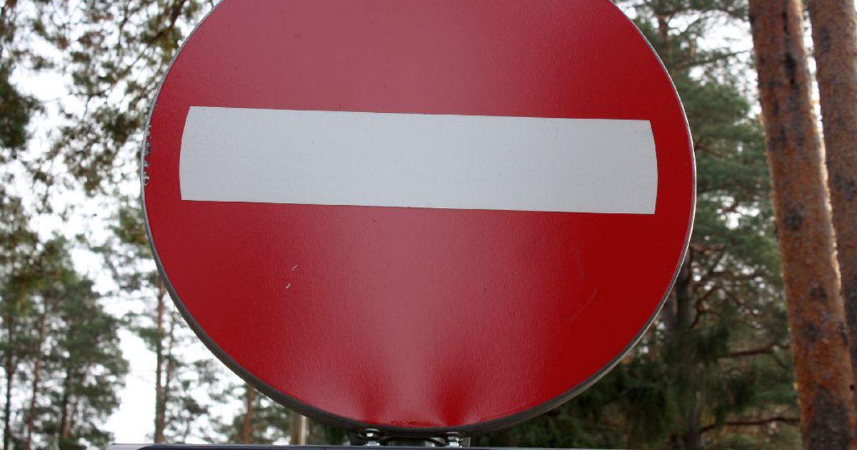 Lõuna-Eestis algab uus liikluspiirang