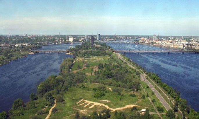 f3323d5fad0 Riia 368-meetrise teletorni vaateplatvorm asub ligi saja meetri kõrgusel,  sealt avaneb vaade ka Daugava jõele.