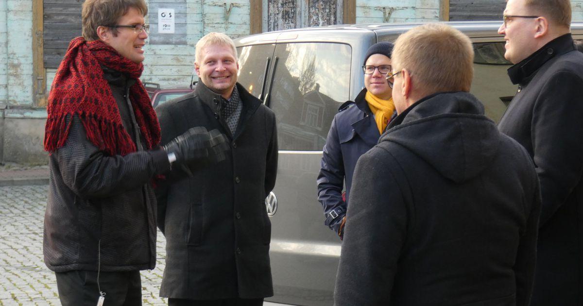 Baltimaade regionaalministrid külastasid Valgat