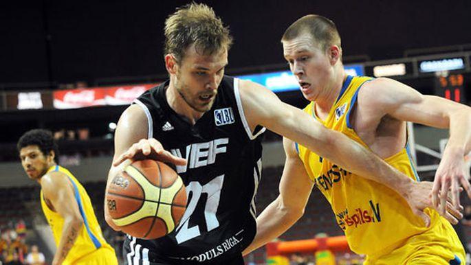 Rīgas VEF iegādājusies vienu ārzemju spēlētāja kvotu - Basketbols ...