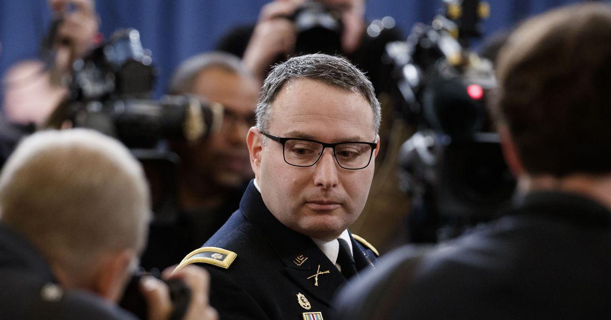 USA kolonelleitnandi sõnul pakuti talle Ukraina kaitseministri kohta