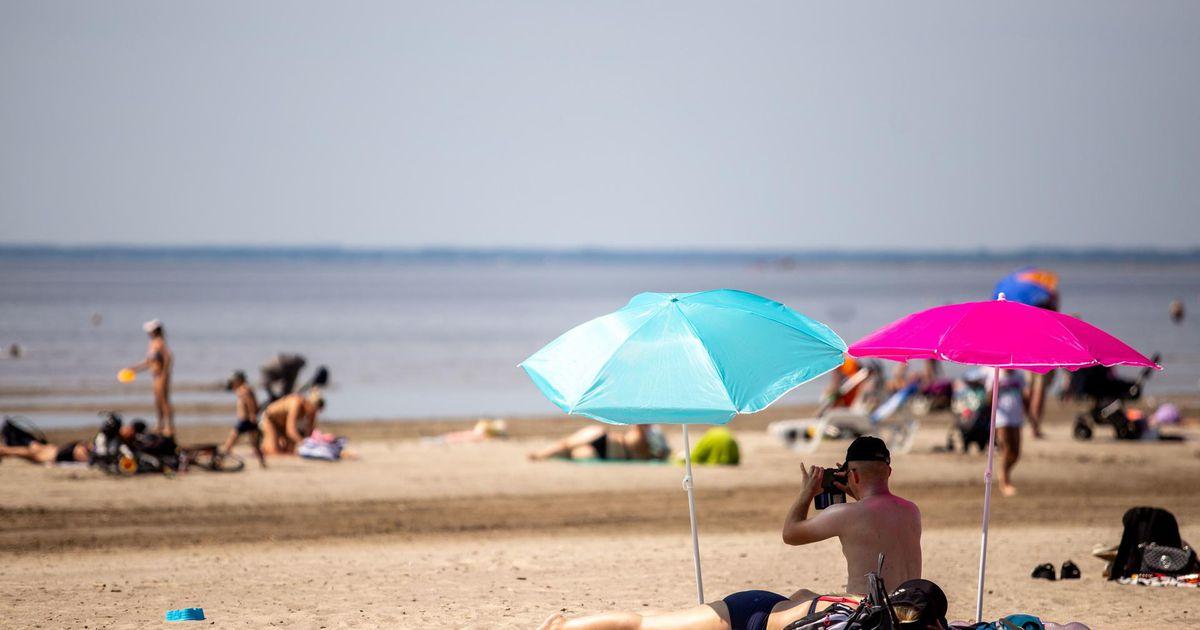 Nädala ilmaennustus: ees ootavad südasuviselt soojad ja päikselised päevad