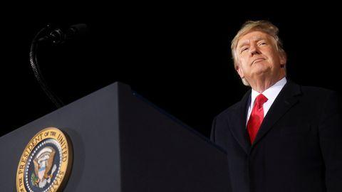 USA senat leppis kokku tunnistajate mittekutsumises Trumpi protsessile
