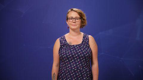 Aasta põhikooli aineõpetaja nominent Kadri Kosk