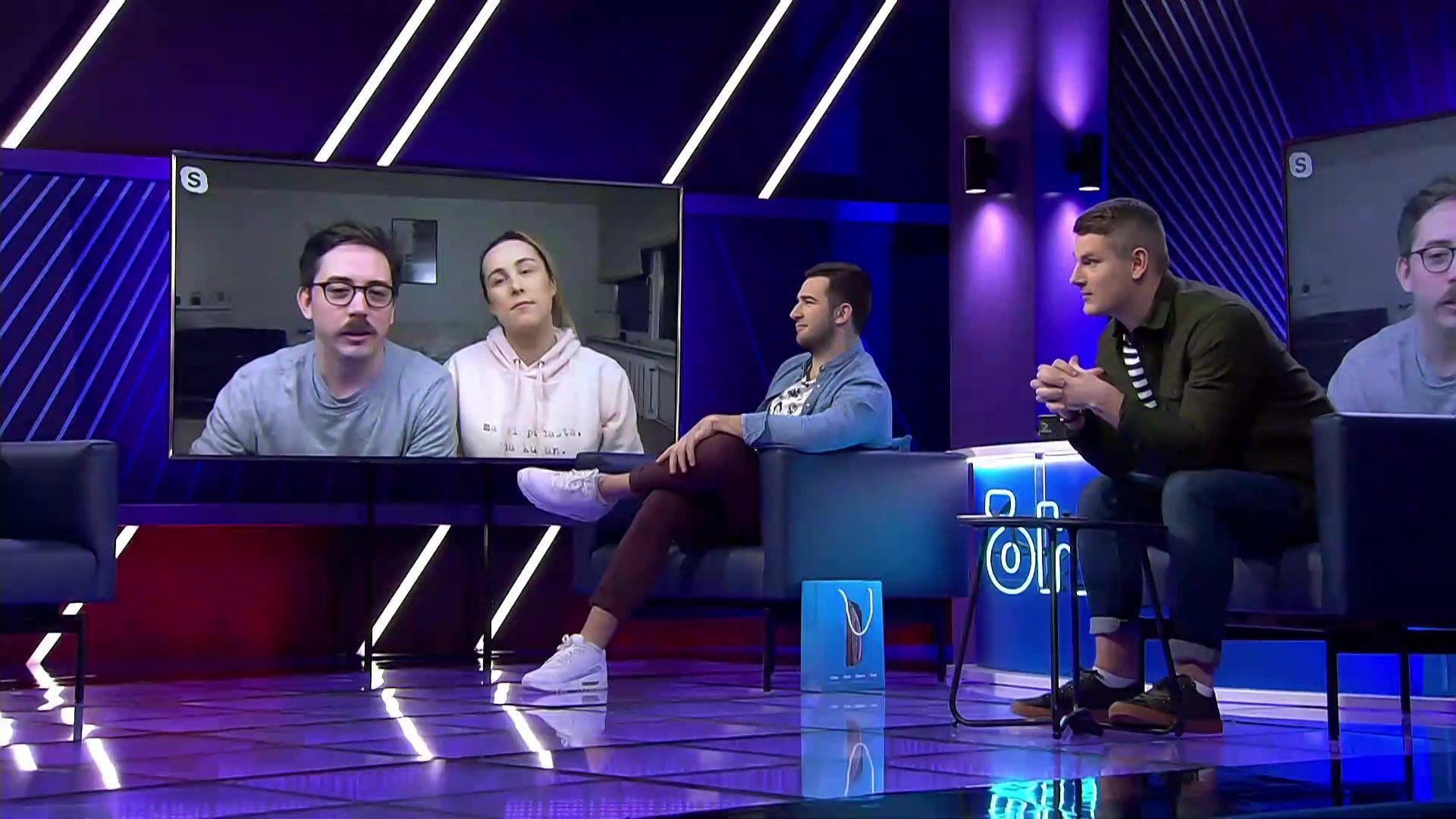 Video:  Jüri Butšakovi mustkunstitrikk lõi Kristel Aaslaidi ja Mattias Naani pahviks
