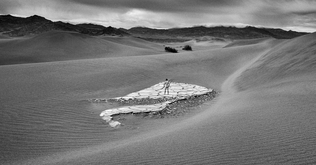 Fotograaf Kaupo Kikkas rändas kuulsa eelkäija radadel