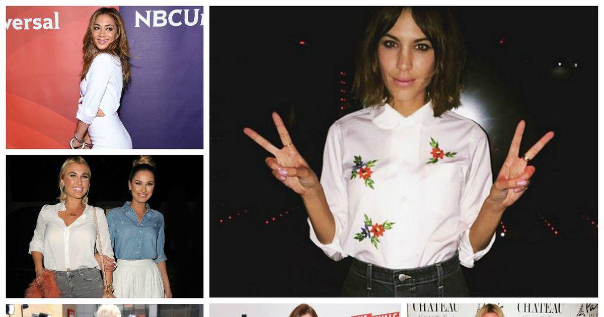 55e8614ce3f Valge särk kuulub iga naise garderoobi - Ilu & mood - sõbranna.ee