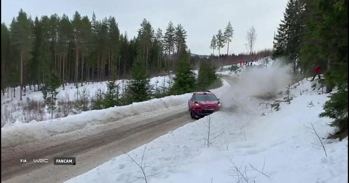 Video: WRC hooaja maagiliseks momendiks valiti Lappi uskumatu pääsemine