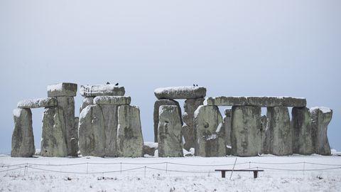 Uuring: Stonehenge'i ehitamiseks kasutati Walesist pärit kive