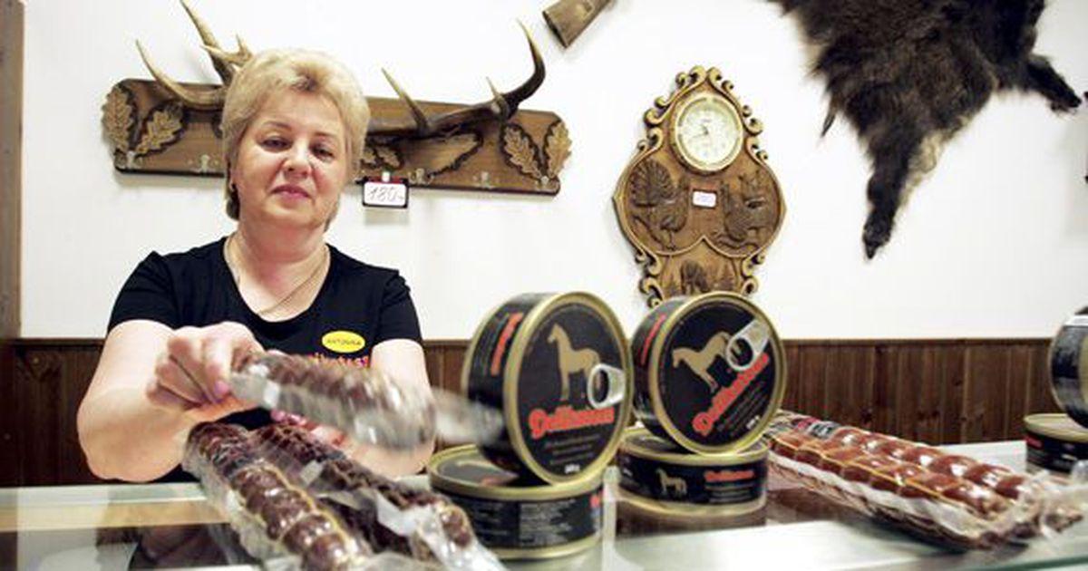 Paanika pani eesti inimesed hobuselihatoodete vastu huvi tundma
