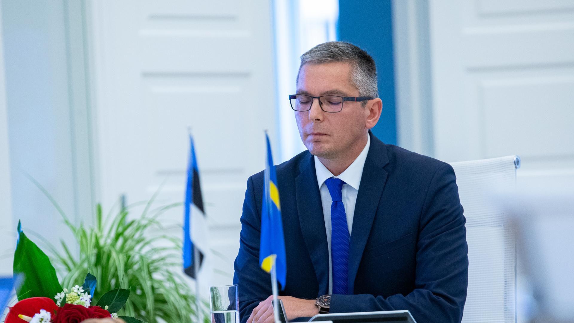 Rakvere ekslinnapea Marko Torm on Rõivase esimene asendaja riigikogus: