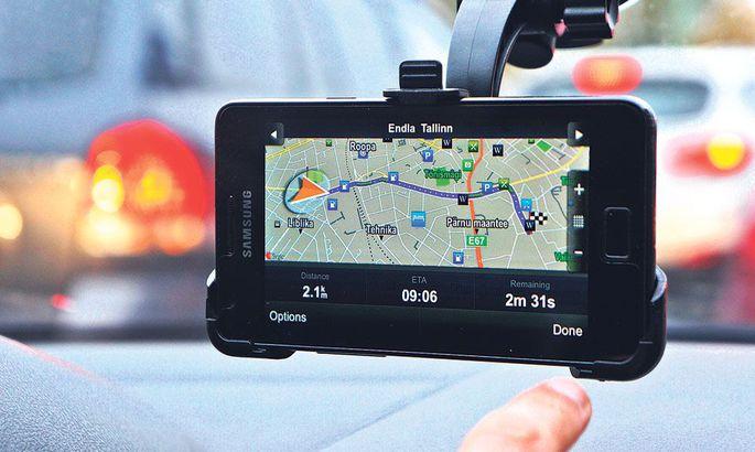 816a6a49611 Peagi võib sõidueksamil juhiseid hakata andma GPS navigaator - Eesti ...