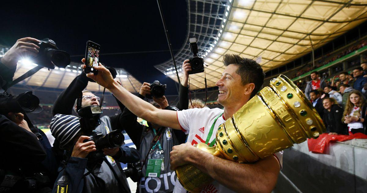 Bayern võitis Saksamaa karikavõistlused, Kovac tegi ajalugu