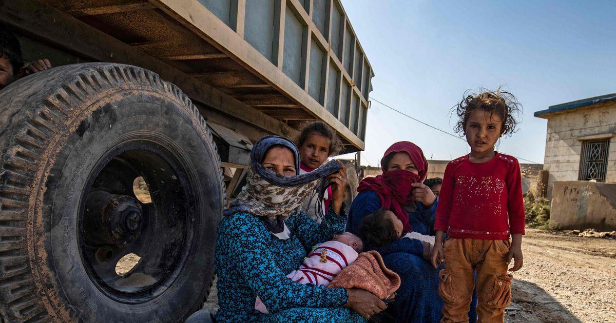 Süüria kurdi väed taanduvad Türgi piirilt
