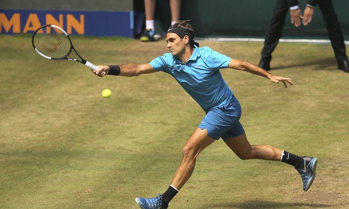 0c541636ef6 Roger Federer on üks peamisi kandidaate Wimbledoni turniiri võidule