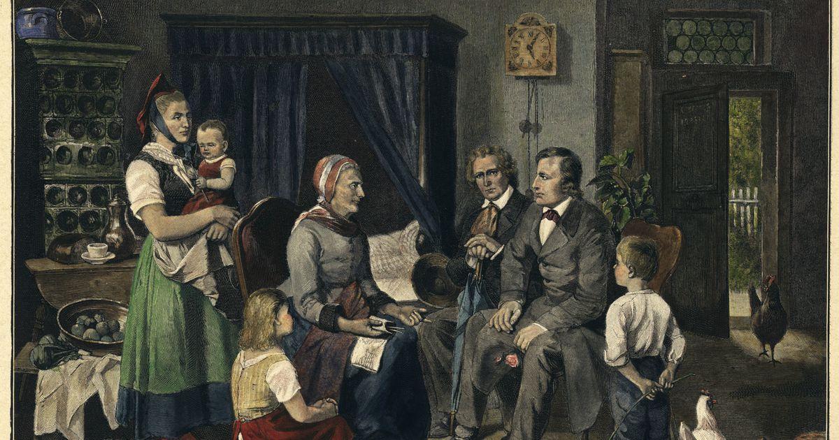 Raamatuportaali test: kui hästi tunned vendade Grimmide muinasjutte?