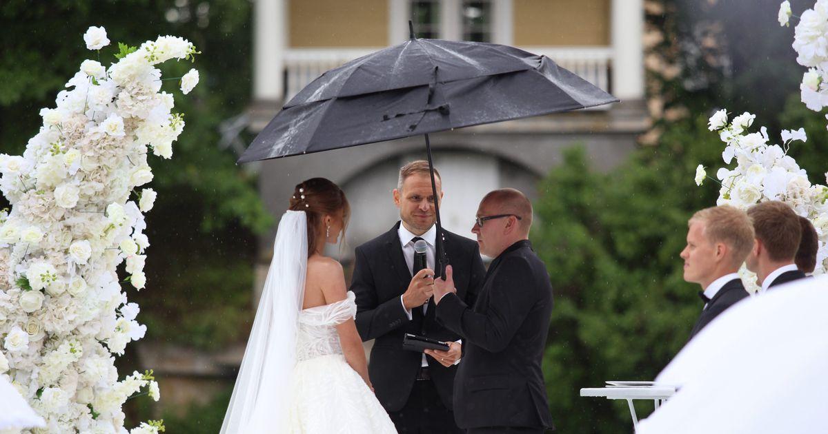 Rallisõitja Georg Gross sõudis abieluranda